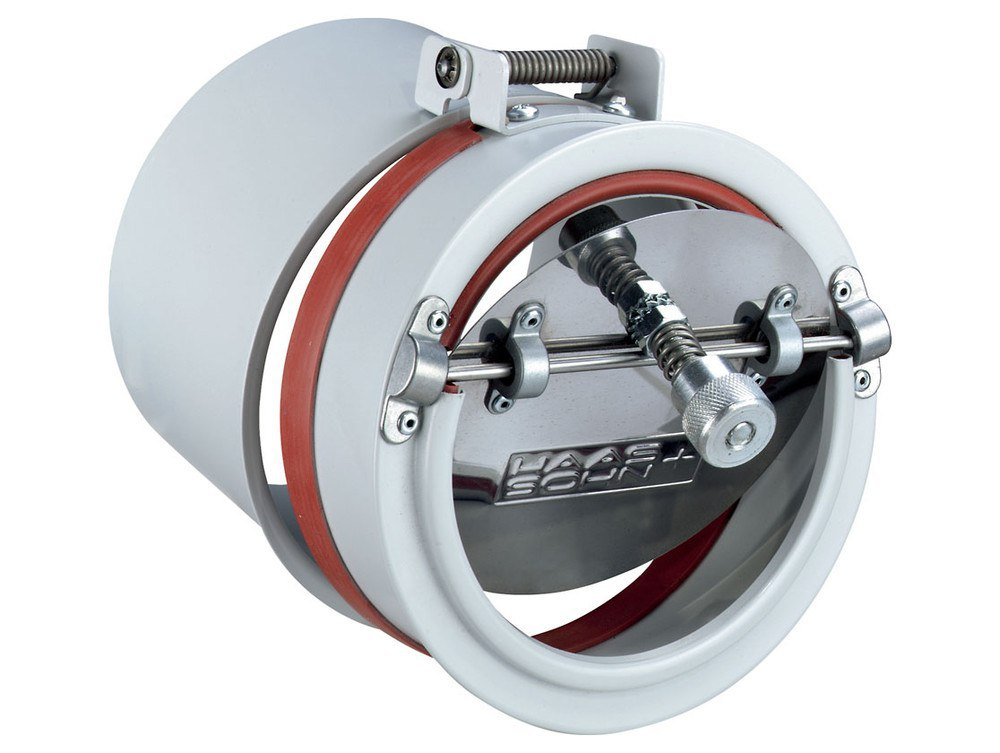 Energiespar zugregler r gulateur de tirage extraction haas sohn - Regulateur de tirage ...