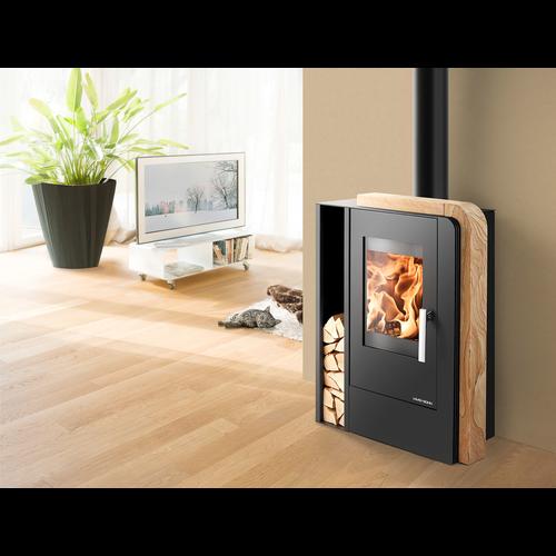 aruba easy kaminofen haas sohn deutschland. Black Bedroom Furniture Sets. Home Design Ideas